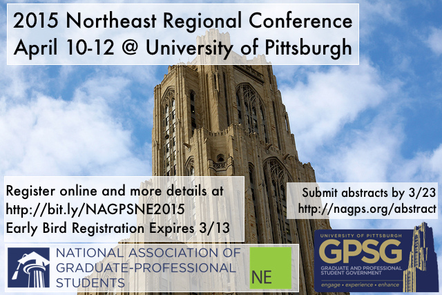 Join us for the 2015 NAGPS Northeast Regional Conference!