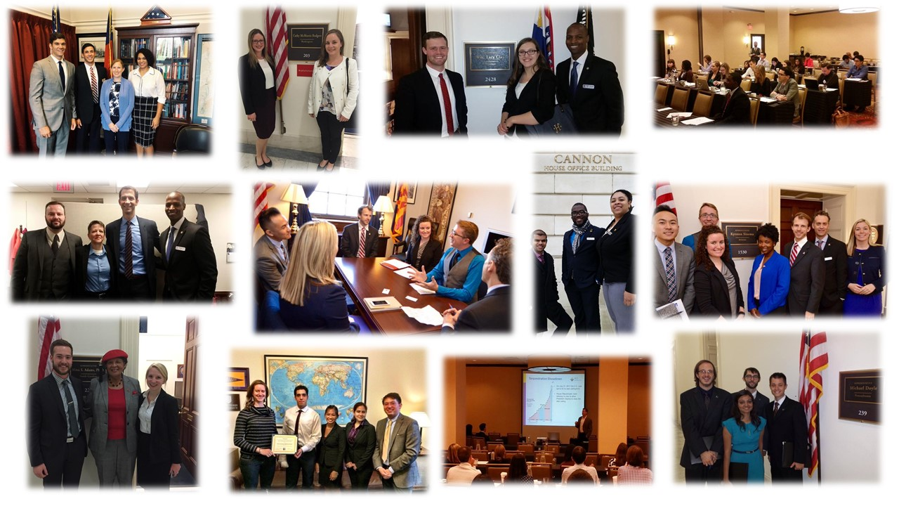 Join Us for Fall 2017Advocacy Summit & Legislative Action Days   Graduate and professional education has never been more important for our nation and yet it faces so many challenges.The time to…