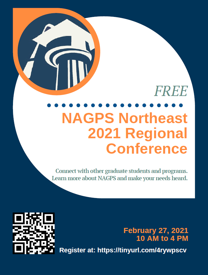 Hey Northeast NAGPS Members! We want YOU at our regional conference, so we're making it free for members. Scan the QR code or see the link below to register. See…