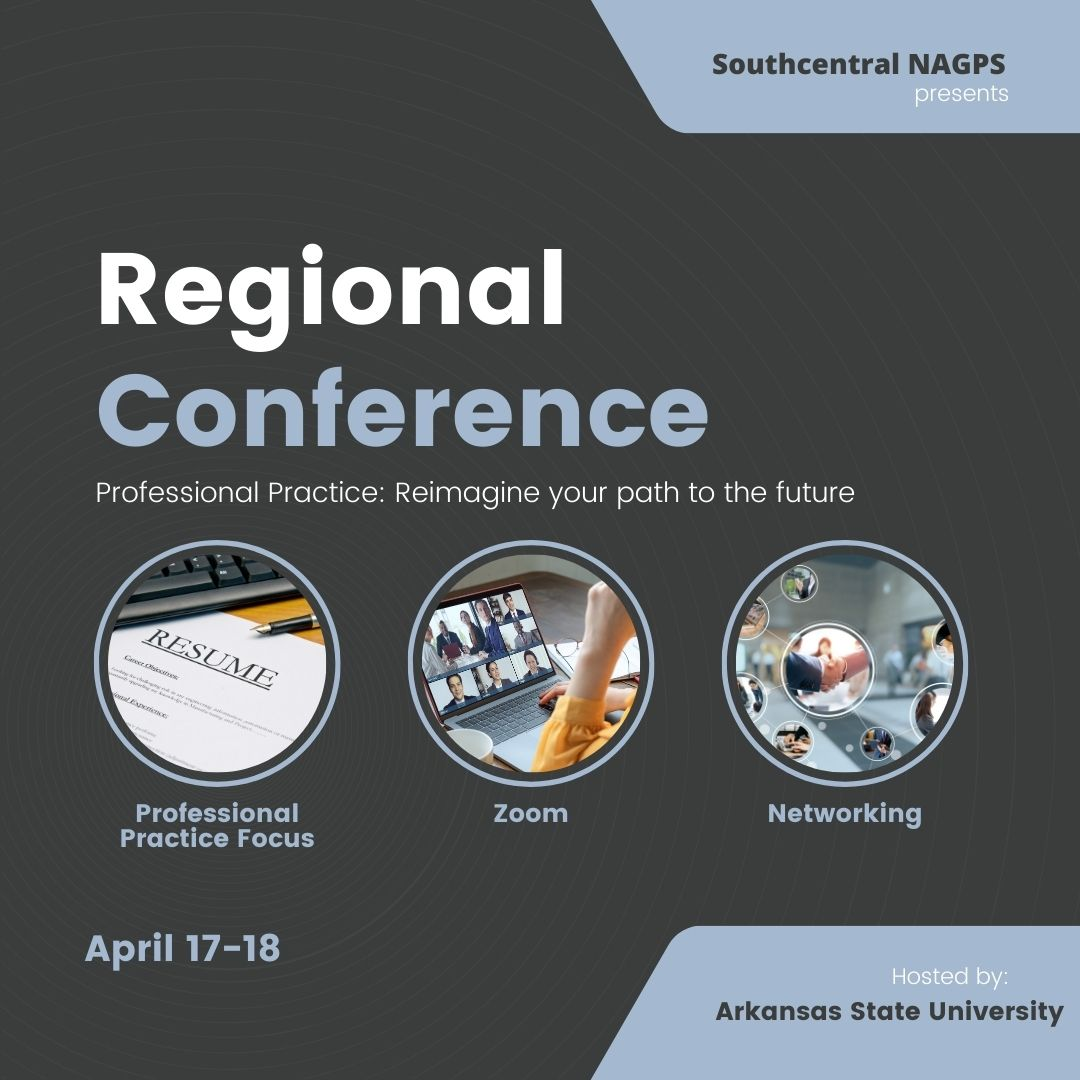 The NAGPS South Central Regional Conference offers all graduate students the opportunity to invest in their future to develop professional skills and be career-ready. The world has taken a turn…