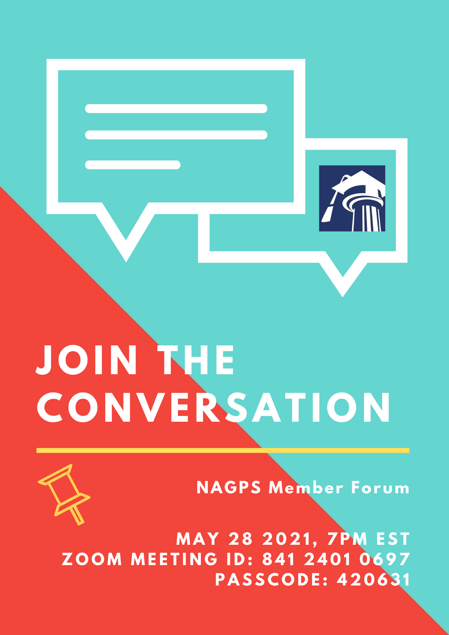 We are happy to announce the first in a series of monthly forums for GSO's to discuss projects they are working on, issues they may be facing, or just to…