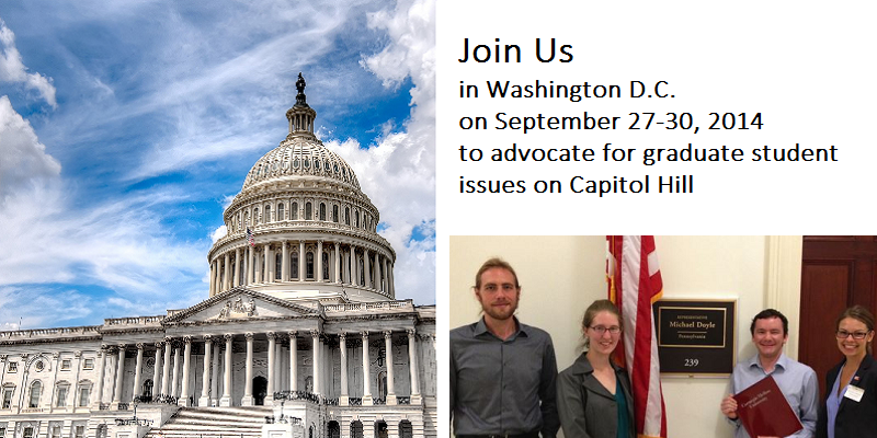 2014 NAGPS Advocacy Summit and Legislative Action Days (LADs)
