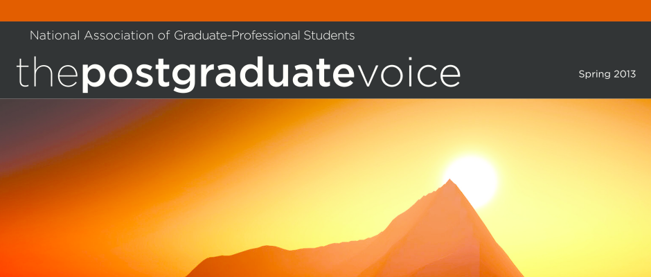 Postgraduate Voice Magazine