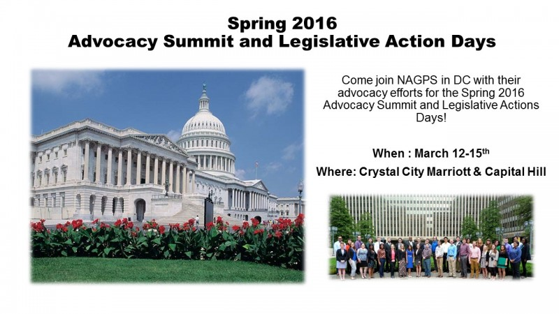 Spring 2016  Advocacy Summit & LAD